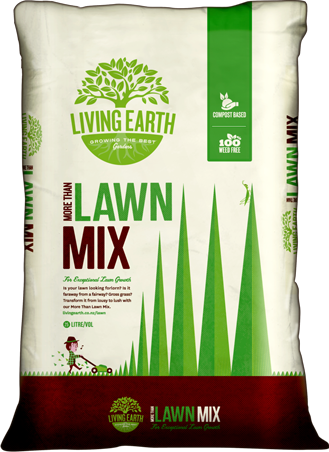 More Than LawnMix bag