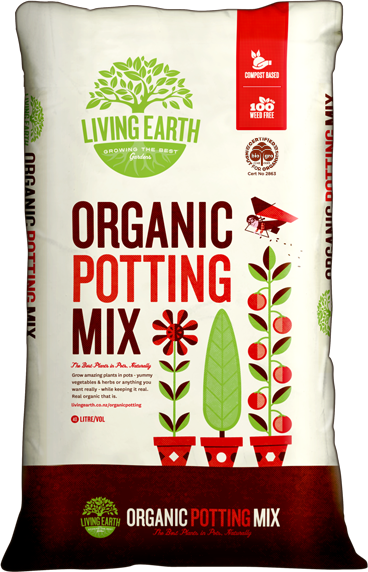 Organic PottingMix bag