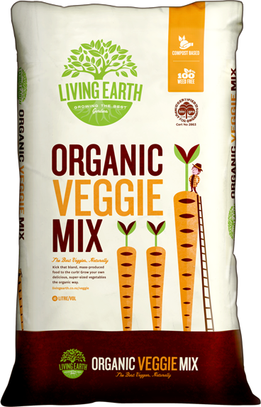 Organic Veggie Mix bag